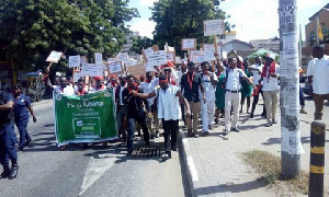 About 3,797 Allied Health are expected to take part in the picketing