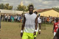 In-form Bechem United striker Abednego Tetteh
