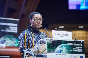 Ursula Owusu-Ekuful, Minister of Communications