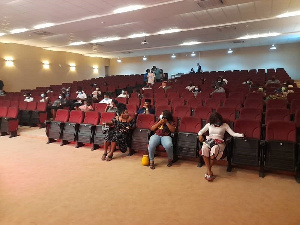 Stakeholders at the engagement