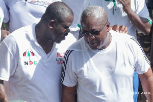 John Mahama admonished government to focus on the mishaps of the Free SHS policy