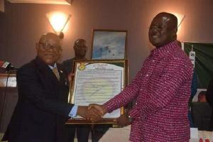 Politics Parliament Award