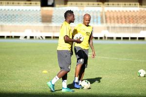 Black Stars skipper Asamoah Gyan and deputy Andre Ayew want the President to increase the bonuses