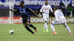Victor Wanyama in action for Montreal Impact