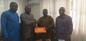 Kotoko have extended their relationship with the Ghanaian oil company