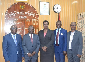 5-member Audit Committee