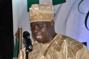 Nigerian High Commissioner To Ghana, Ambassador Micheal Olufemi Abikoye