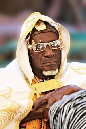 His Royal Majesty Yagbonwura Tutumba Boresa