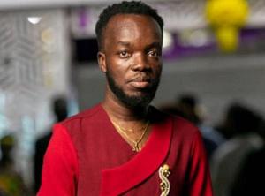 Musician, Akwaboah Jnr.