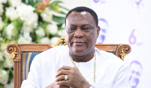 Rev. Sam Korankye Ankrah, Apostle General of the Royalhouse Chapel International