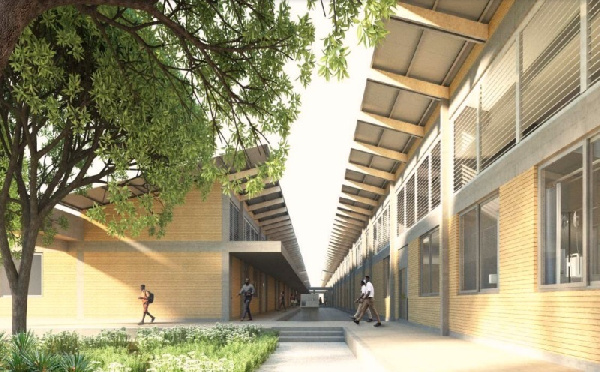 Photos: Architect unveils drawings of Agenda 111 projects. 67