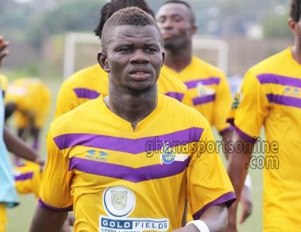Kwasi Donsu scored a late winner for Medeama