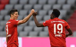 Alpohson Davies Bayern