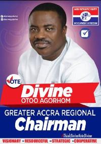 Divine Otoo Agorhom