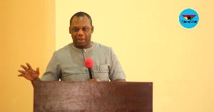 Education Minister Mathew Opoku Prempeh