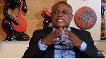 Private legal practitioner, Lawyer Maurice Ampaw