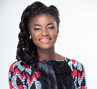 Rebecca Asamoah was adjudged first runner-up at the 2017 Miss United Nations World pageant
