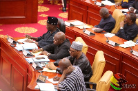Leadership of the Minority in Parliament