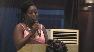 Director of Ghana Property Awards, Irene Agyenkwa