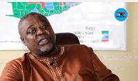 Deputy General Secretary of the NDC, Koku Anyidoho