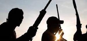 The Malian soldiers were killed by an ambush of terrorists
