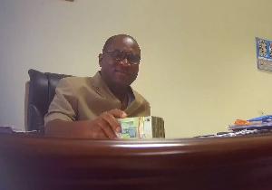 Robert Sarfo Mensah