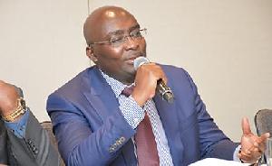 Dr Bawumia Small