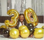 Celebrities hail Tracey Boakye as she turns 30