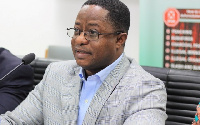 John Peter Amewu is Energy Minister.