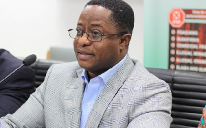 Peter Amewu, Energy Minister