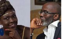 Akua Blakofe and Gabby Asare-Otchere-Darko