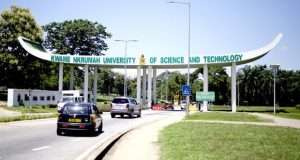 KNUST denies its own statement about astronomical surge in Coronavirus