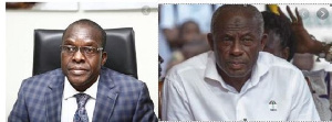 Alban Bagbin, Collins Dauda have served in the 1st, 2nd, 3rd, 4th, 5th, 6th and 7th Parliament