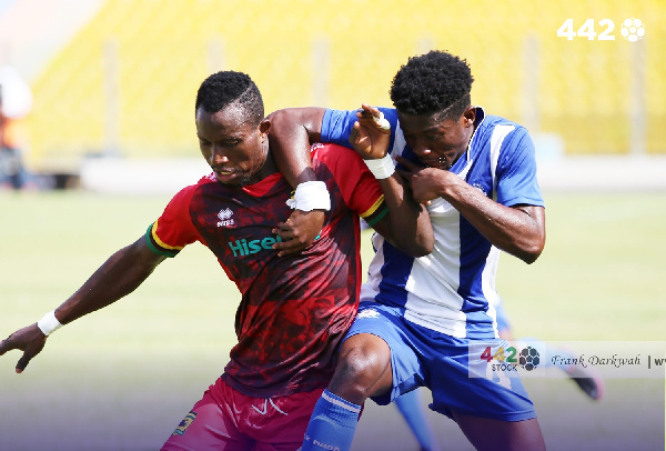 Great Olympics hold Asante Kotoko to a goalless game