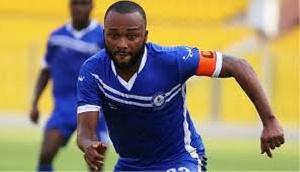 Accra Great Olympics Midfielder Gladson Awako.jfif