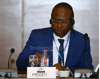 Kwesi Nyantakyi is ready to weed out corruption in Ghana football