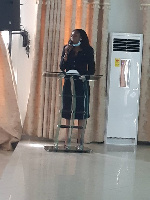 Victoria Asieduwaa Esq., Prosecutions Division, Office of the Attorney General, Ministry of Justice