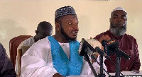 Dr Sheikh Amin Bonsu, GMM National Chairman