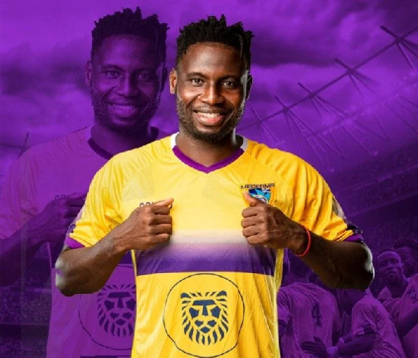 Medeama SC part ways with forward Abdul Basit Adam