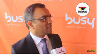 Chief Executive Officer of Busy, Praveen Sadalage