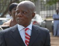 Kwadwo Mpiani, Former Chief of Staff