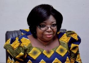 Lydia Lariba Bawa, Commissioner of NIC