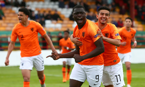 Ghanaian forward Brian Brobbey gets Netherlands U-21 call up