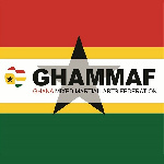 Ghana Amateur Mixed Martial Arts Federation logo