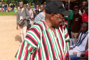 Member of Parliament for Wa West, Mr. Yielleh Chireh