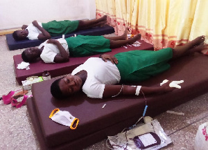 Health Blood Donation Bolgatanga