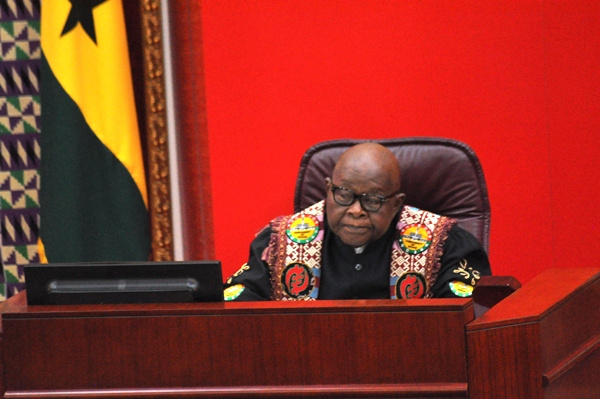 Mahama \'lashes\' Speaker of Parliament, says he\'s \'oppressive\' and exhibiting \'tyrannical behaviour\'