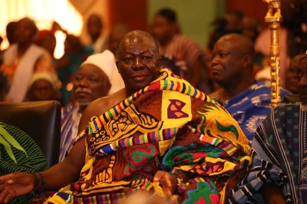'Make Kotoko stable and introduce professionalism' - Otumfuo tells new Board