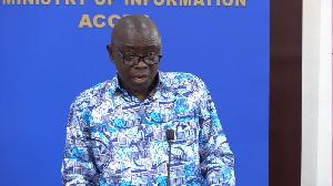 Kwaku Asoma-Cheremeh, Lands Minister
