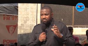 NDC Ayawaso West Wuogon MP aspirant, John Dumelo